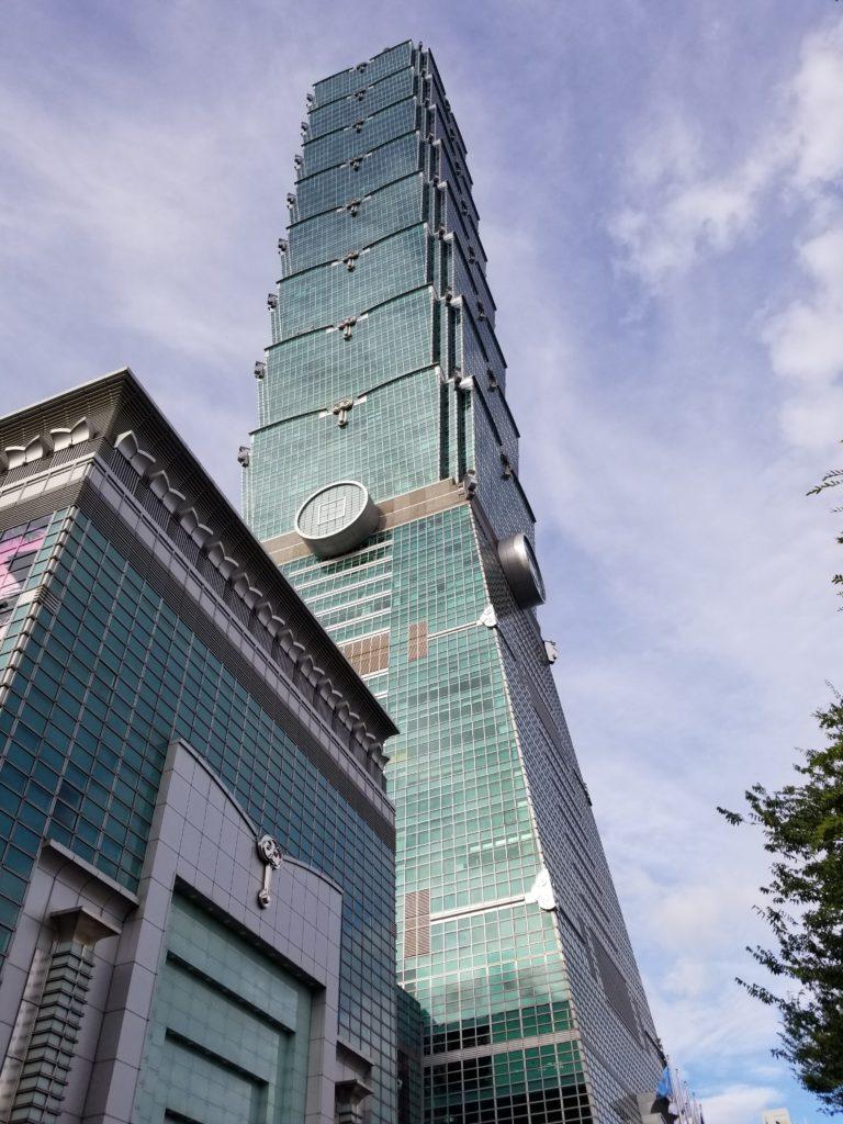 2018年7月 台湾出張